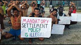 Παπούα Νέα Γουινέα: Επιχείρηση της αστυνομίας να απομακρύνει μετανάστες