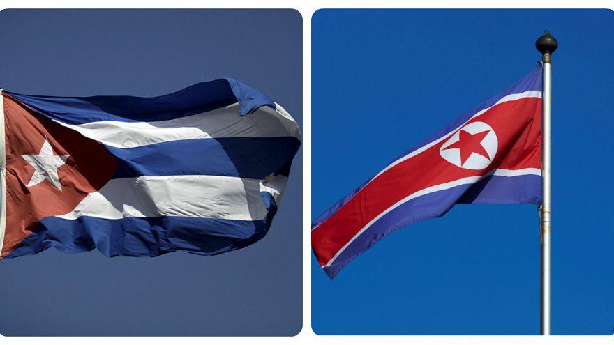 """كوريا الشمالية وكوبا ترفضان المطالب """"التعسفية"""" الامريكية"""