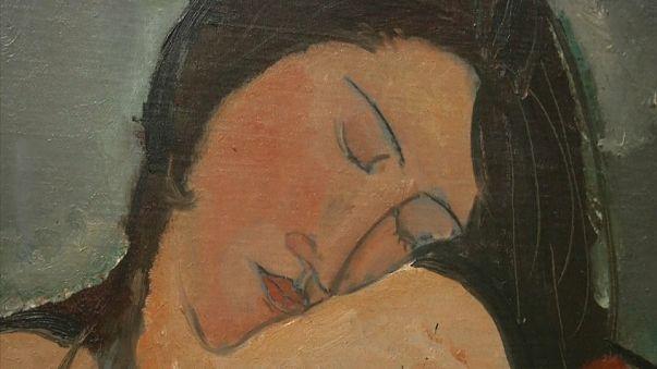 Модильяни в Tate Modern