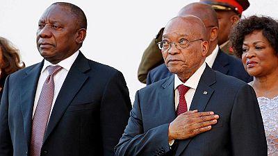 Élection à la tête de l'ANC : avantage au vice-président Ramaphosa ?