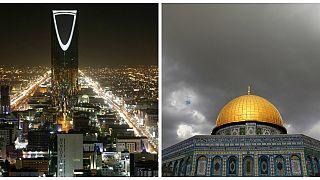 #الرياض_أهم_من_القدس يثير أزمة على مواقع التواصل