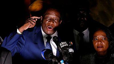 """Zimbabwe: Mnangagwa salue l'aube d'une """"nouvelle démocratie"""""""