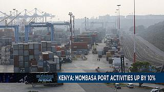 Kenya's Mombasa port traffic up by 10 per cent [Business Africa]