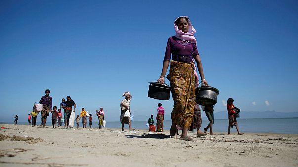 Rimpatrio per i rohingya fuggiti in Bangladesh
