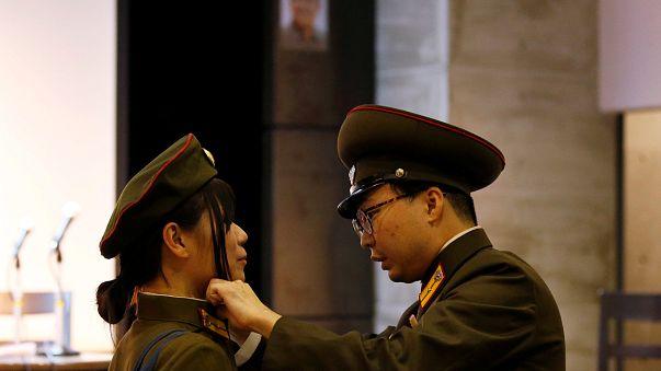 روايات مفزعة عن الاغتصاب وانقطاع العادة الشهرية لدى مجندات في جيش كوريا الشمالية