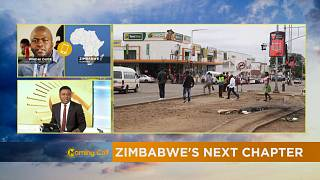 Emmerson Mnangagwa returns to Zimbabwe [The Morning Call]