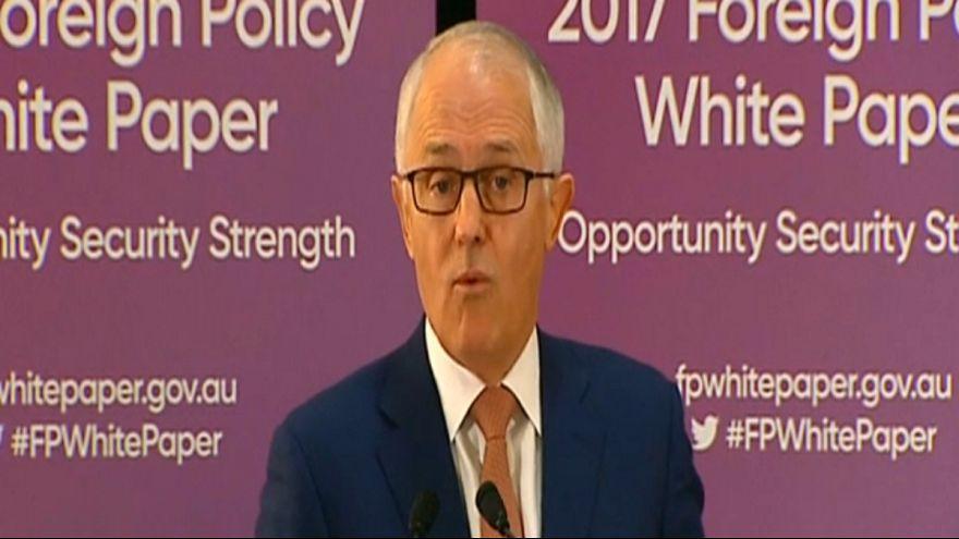Austrália pede a EUA para reforçarem presença na Ásia