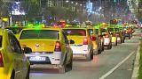 Meglepték Bukarestet a taxisok