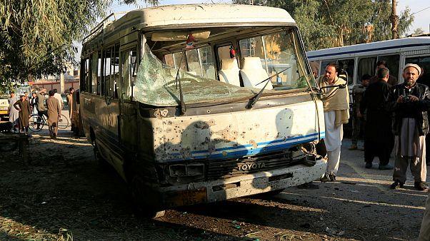دست کم ۸ کشته و ۱۵ زخمی در حمله انتحاری جلال آباد افغانستان