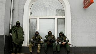 No respite in east Ukraine as another war winter approaches