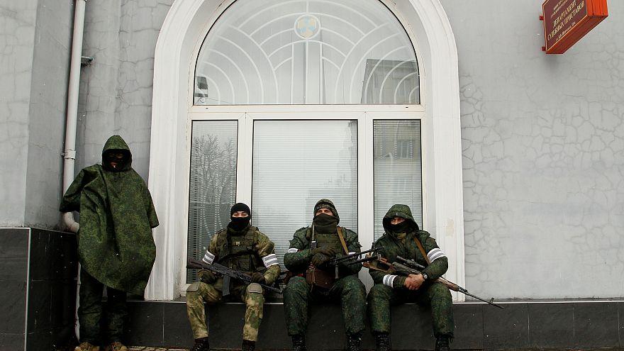 La guerre s'enlise dans l'est de l'Ukraine à l'approche de l'hiver