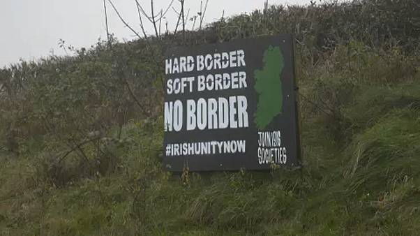 Irish border issue looms over Brexit