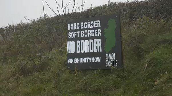Проблема границы в Ирландии легла на пути переговоров о выходе Британии из ЕС
