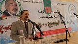 بالفيديو: زعيم حزب جزائري لم يجد إسمه على القوائم الانتخابية
