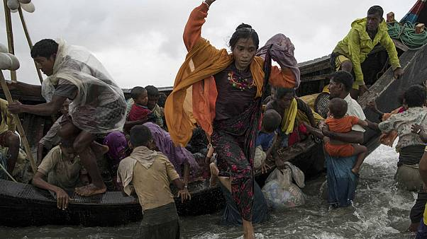 توافق اولیه بین میانمار و بنگلادش برای بازگرداندن آوارگان روهینگیایی