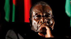 Robert Mugabe granted immunity in Zimbabwe after resigning