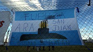مقامات آرژانتین از احتمال وقوع انفجار در زیردریایی مفقود شده سخن می گویند