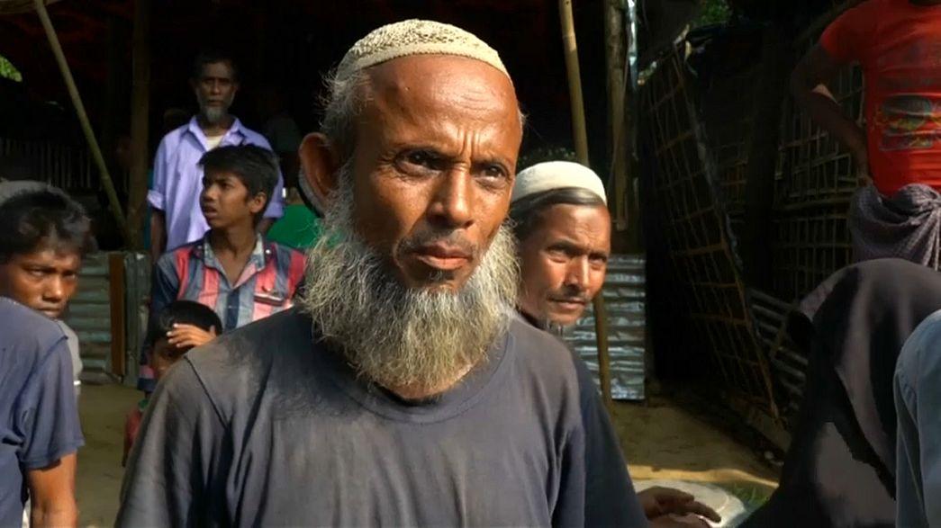 Los refugiados rohinyás ponen condiciones para volver a Birmania