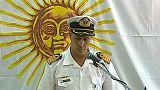 ARA San Juan: la Armada argentina confirma una explosión