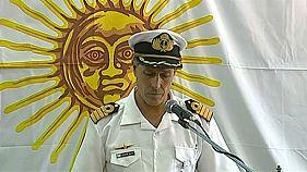 انفجار قوي وقصير تزامن مع آخر إشارة من الغواصة الأرجنتينية