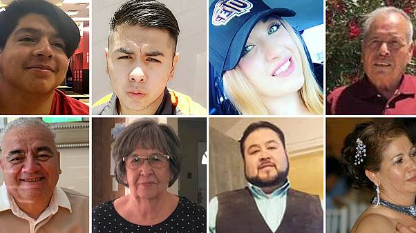 A 'hero' grandfather, a teen, an Army vet: These are the victims of the El Paso massacre