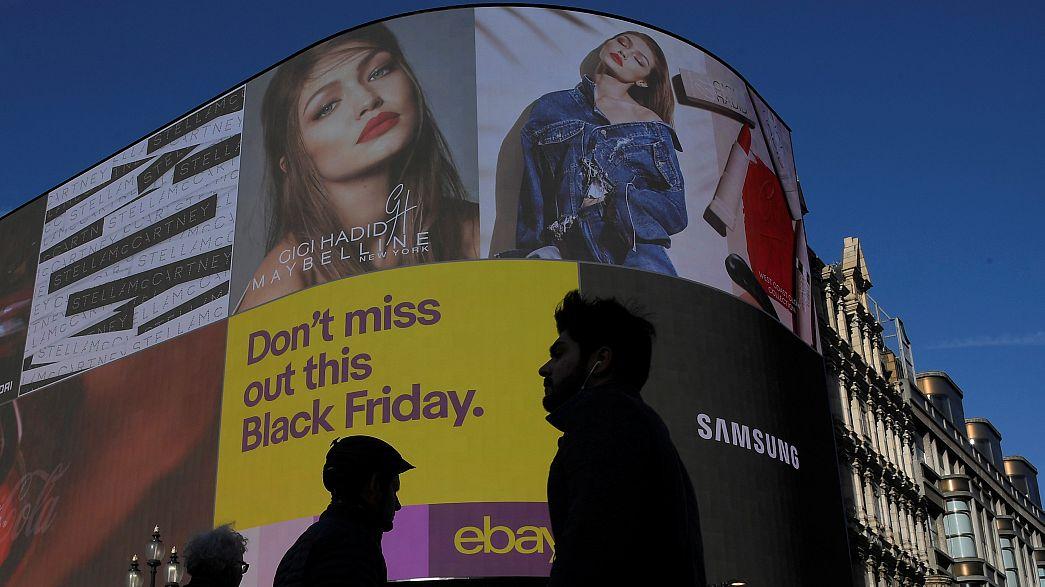 Le Black Friday, jour de record de ventes