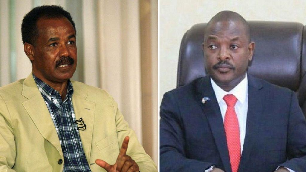 Eritrea, Burundi slammed for threatening U.N. human rights experts
