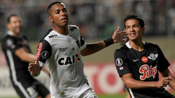Neun Jahre Haft für Fußballer Robinho