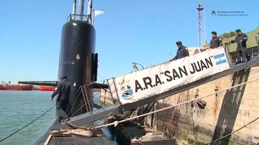 Familiares del ARA San Juan critican a la Armada y al Gobierno