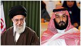 ولیعهد عربستان رهبر ایران را «هیتلر جدید خاورمیانه» خواند