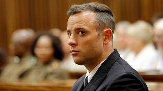 South African judge increases Pistorius' sentence to 13 years