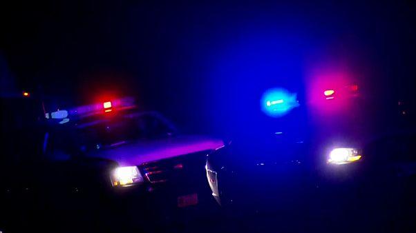 Убийство полицейского в Техасе