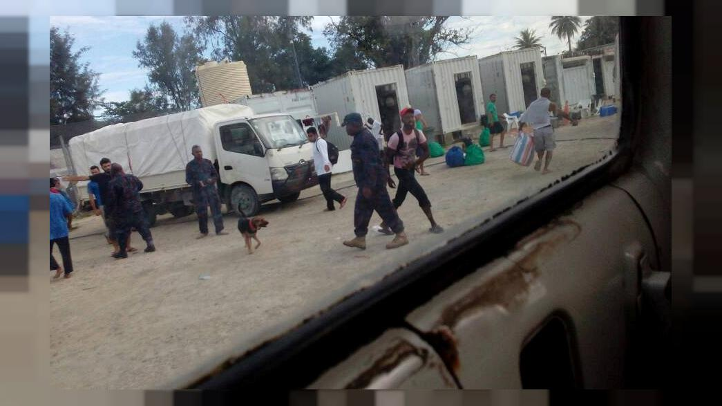Aid groups attack PNG police over refugee centre clear-out