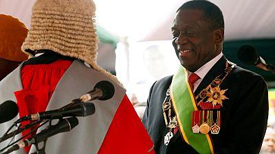 Zimbabwe : les défis du nouveau président Emmerson