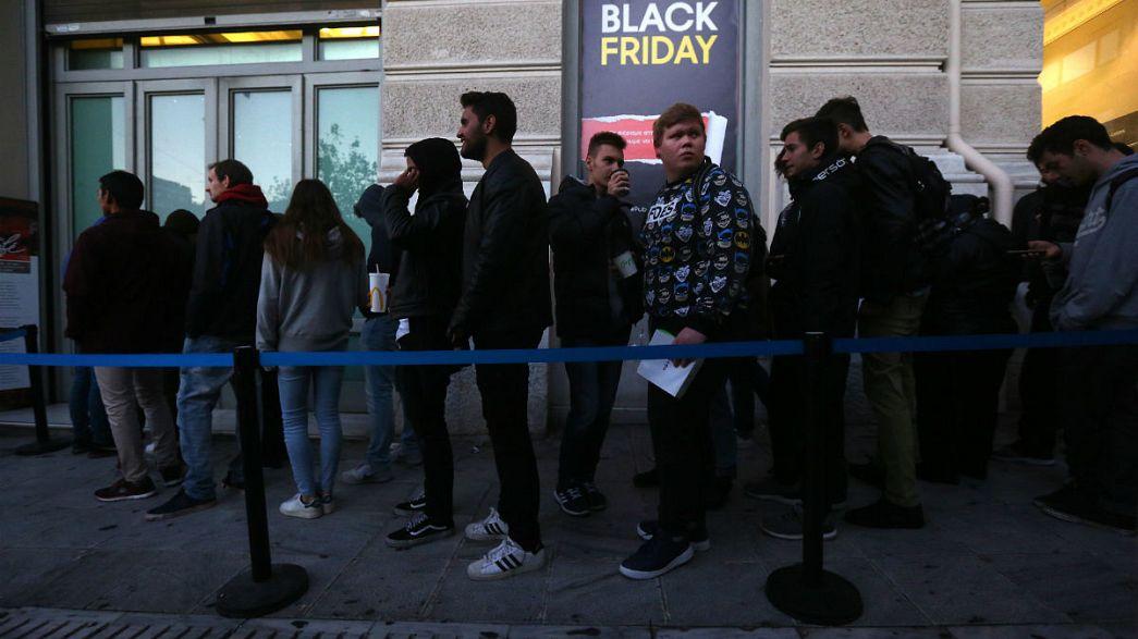 Yunanistan'a 'Black Friday' dopingi
