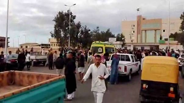 Mısır'da camiye saldırı: Yüzlerce ölü ve yaralı