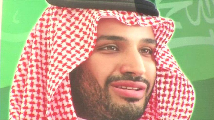 "Saudischer Kronprinz nennt Irans Obersten Führer ""den neuen Hitler"""