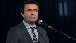 Oppositionsführer Kurti in Pristina festgenommen