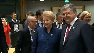 """UE: Parceria de Leste """"não é contra a Rússia"""""""