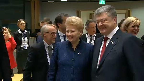 Саммит Восточной партнерства: ЕС ищет укрепления связей с соседями