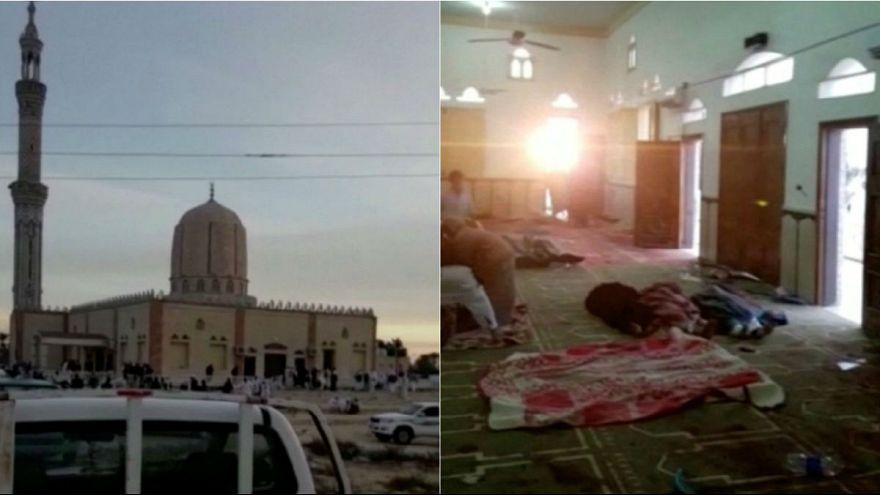 آنچه در باره حمله تروریستی به مسجد الروضه در مصر می دانیم