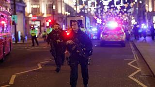 Black Friday: Panik in der Oxford Street in London nach Fehlalarm