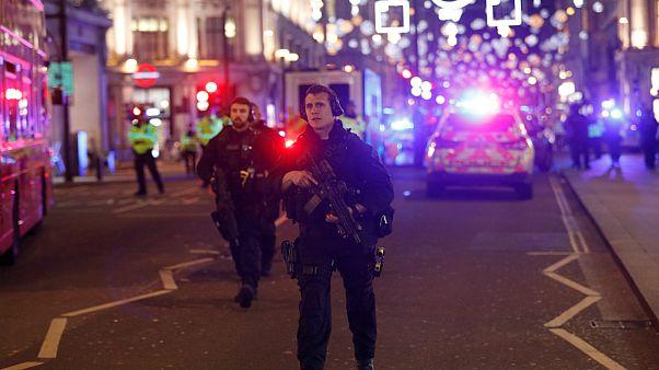 Cerrada la estación de metro de Oxford Circus en Londres tras informaciones sobre un 'tiroteo' con posibles vínculos terroristas