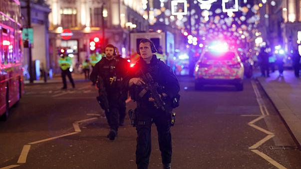 Black Friday: Panik in der Oxford Street in London