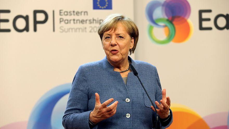 Regierungskrise? Merkel beruhigt europäische Partner