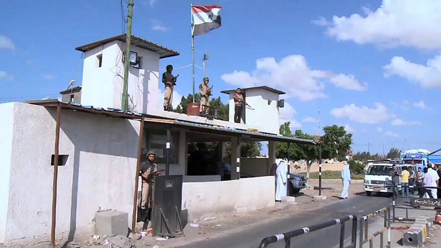 Le Sinaï, enjeu de lutte des djihadistes