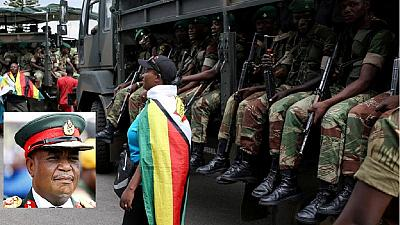 Mugabe out, soldiers to return to barracks – Zimbabwe army chief