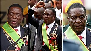 [Photos] Joy at Zimbabwe president Mnangagwa's swearing in
