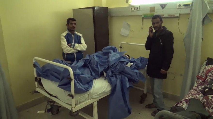 Ägypten: Weit über 300 Tote bei Moschee-Anschlag