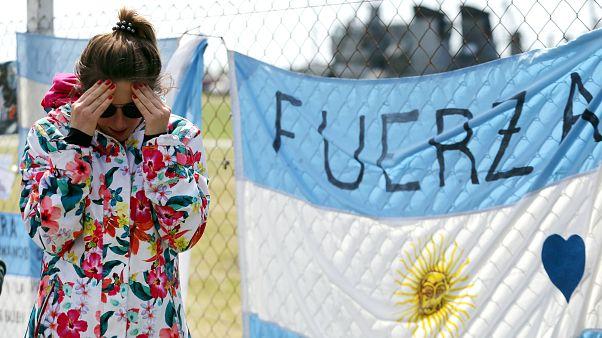 Arjantin kayıp denizaltısını arıyor